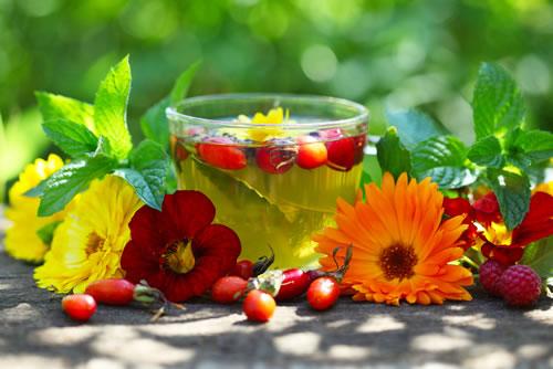 Травяные чаи для похудения: полезно и вкусно