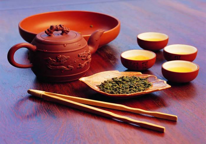Китайский чай небезопасен для нервной системы