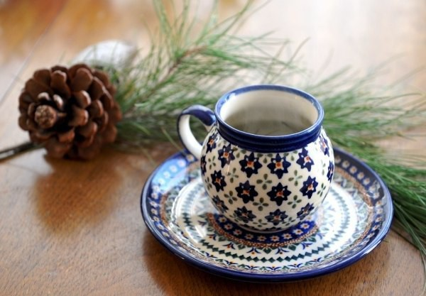 Хвойный чай понижает артериальное давление