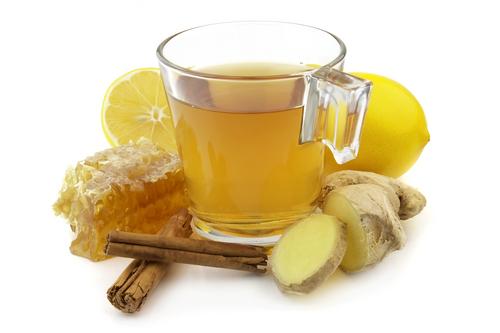 Чашечка имбирного чая — прекрасное средство от простуды, осенней депрессии и авитаминоза!