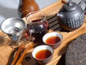 Юй Цююй рассказывает о чае «пуэр»