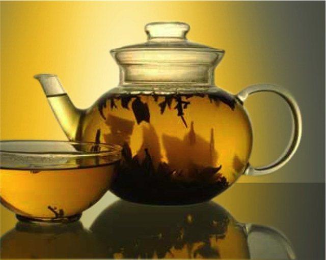 Зеленый чай: маленькие секреты для вашей диеты