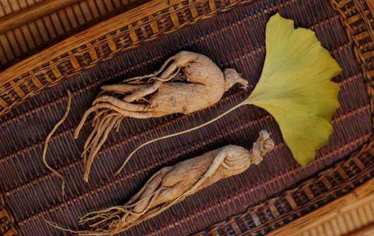 Бодрящий и нежный чай женьшеневый улун