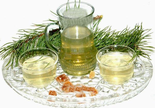 Доказано: употребление хвойного чая способствует понижению артериального давления