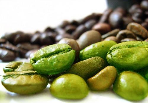 Полезные свойства зеленого кофе для нашего организма