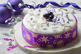 Подходящий торт к чаю на Новый год