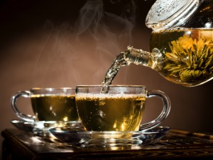 Чай как зимний согревающий напиток