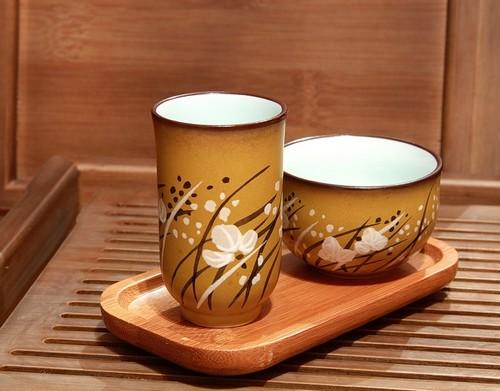 Чайная пара: пиньминьбэй и вэнсянбэй