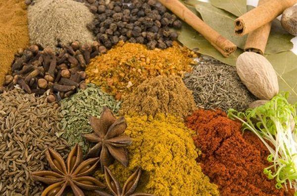 Рецепт чая из травы и специй