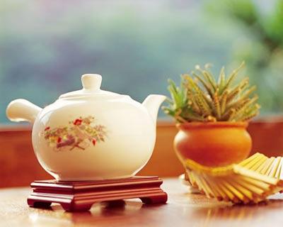 Чай во время похудения: виды чая
