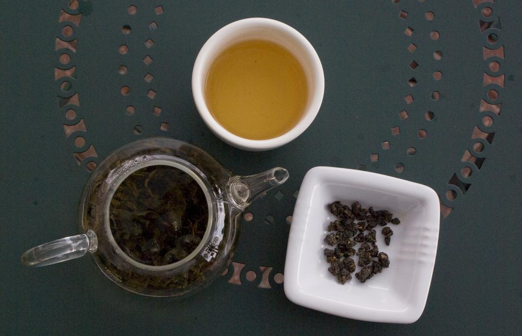 Дун Дин улун – тайваньский чай с ароматным «печеным» вкусом