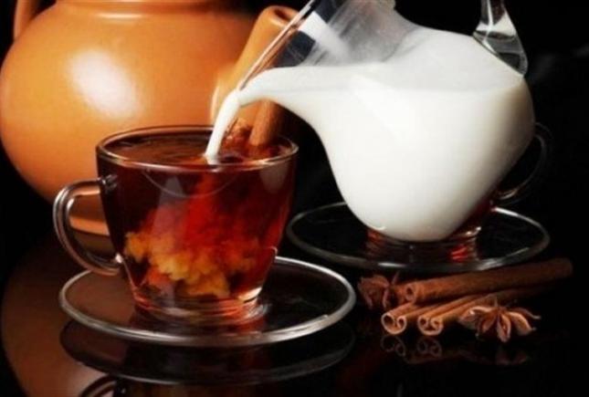 Чай с молоком – лучший антираковый напиток