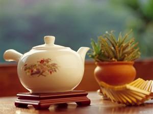 Китаец изобрел самый быстрый способ приготовить чай