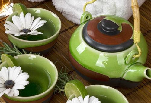 Худеем после праздников: чайная диета