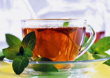 Чай с мятой обеспечит крепкий здоровый сон