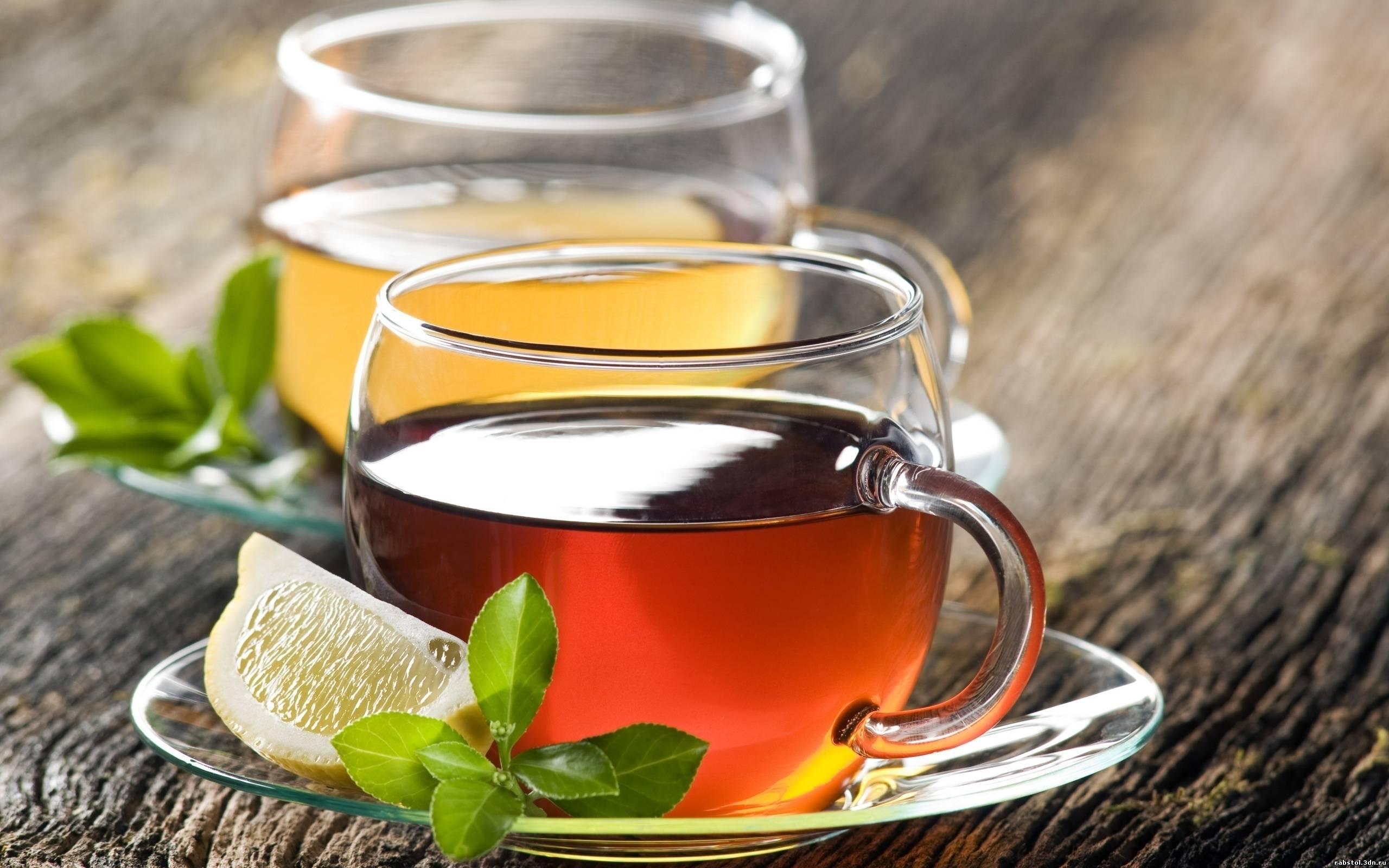 Какие полезные витамины содержит чай?