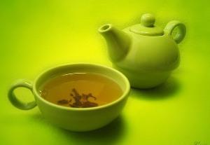Зелёный чай нельзя пить вместе с препаратами от гипертонии