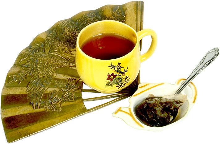 Особенности приготовления чая для похудения