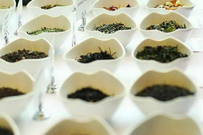 Китайские чайные напитки от холода и усталости