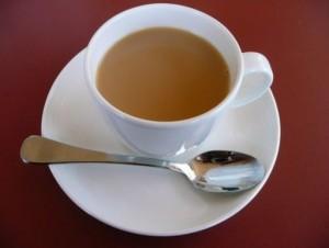 Чай с молоком полезен против рака