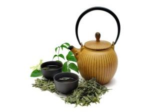 Зеленый чай меняет действие лекарства от давления