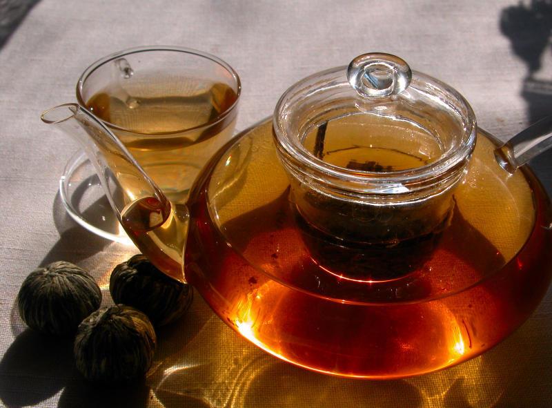 5 необычных сортов чая