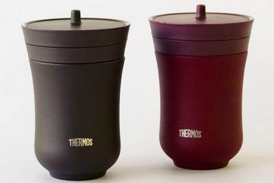 Термос-пиала специально для чая