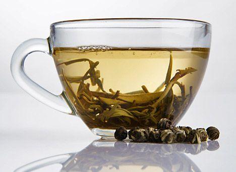 Белый чай укрепляет иммунитет