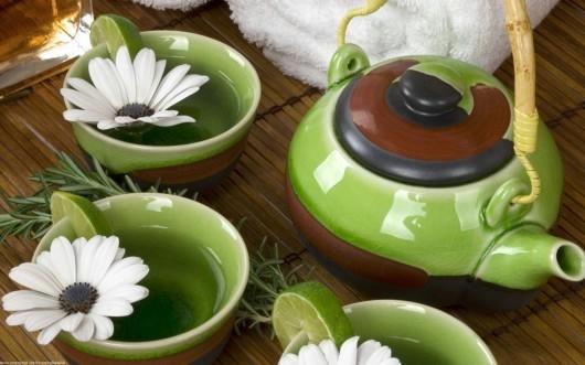 Чайные рецепты красоты: возьмите на заметку