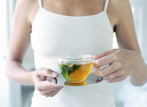 Зеленый чай для похудения: возьмите на заметку