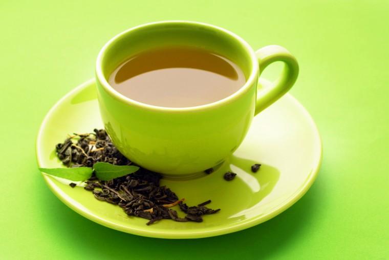 Зеленый чай: употребление в косметологии