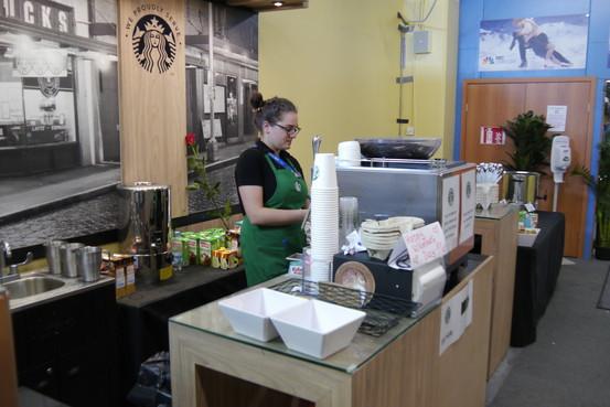 Starbucks тайно пробралась в олимпийский Сочи