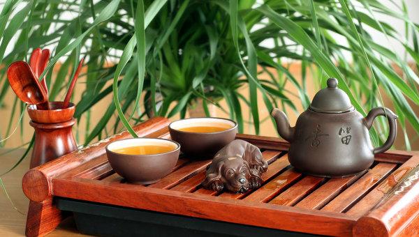 Чай «кунг-фу», или Экскурс в историю китайских чаепитий