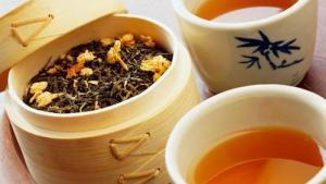 Похудение с помощью травяных чаев