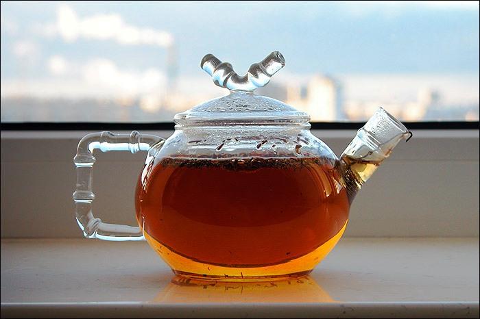 Школьников Улан-Удэ научили заваривать чай
