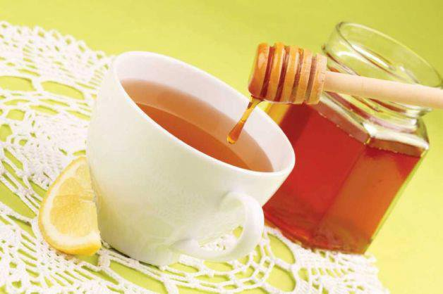 Чай с медом идеален для профилактики болезней глаз