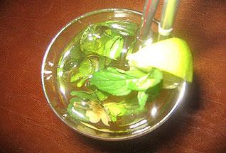 Зеленый чай и черника спасут мозг от старения