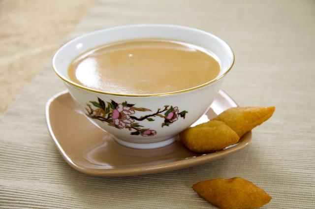 Что такое калмыцкий чай и как его приготовить?