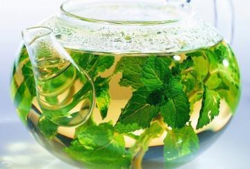 Чай из мяты возбуждает работу мозга