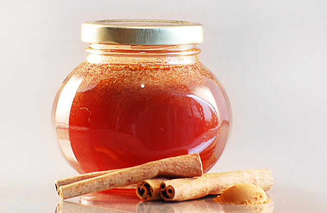 Чай с мёдом спасёт глаза офисных работников