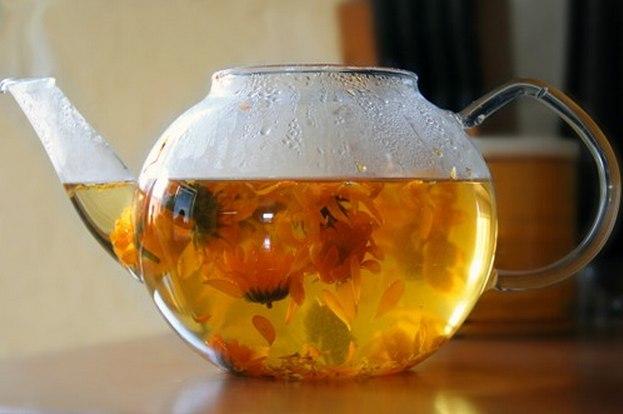 Полезные добавки в чай
