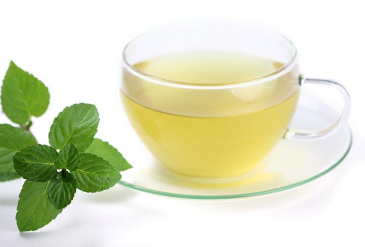 Почему стоит пить чай из мяты