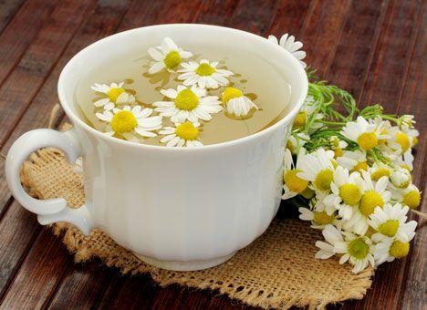 Чай укрепляет кости