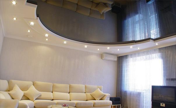 «Нью Арт Дизайн» — компания высокачественных натяжных потолков