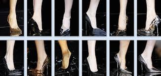 Красивая модная обувь как повод для знакомства