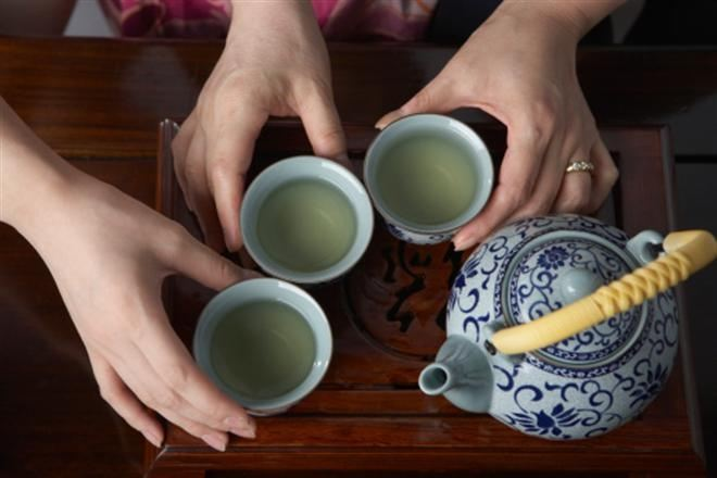 Зеленый чай вреден с похмелья