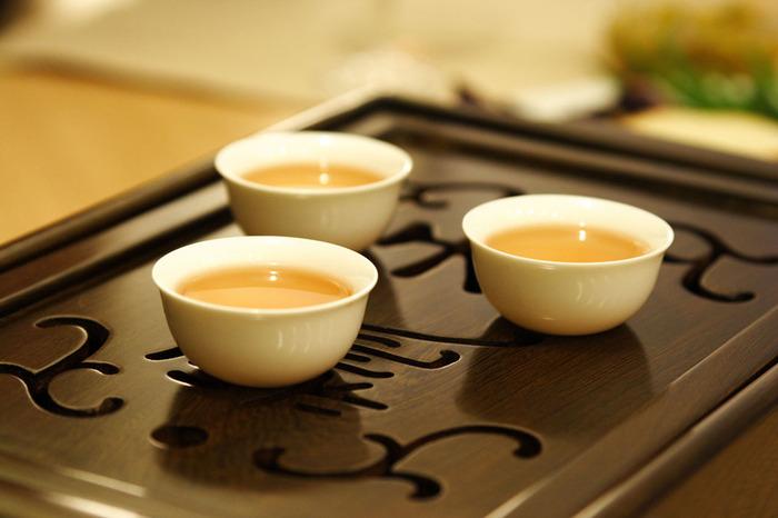 Особенности проведения чайной церемонии