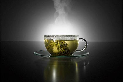 Зеленый чай в рецептах молодости