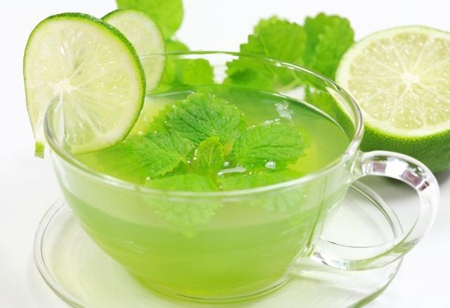 Диета на зеленом чае доказала свою эффективность