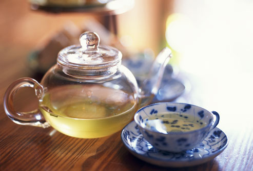 Зеленый чай может приносить не только пользу, но и вред